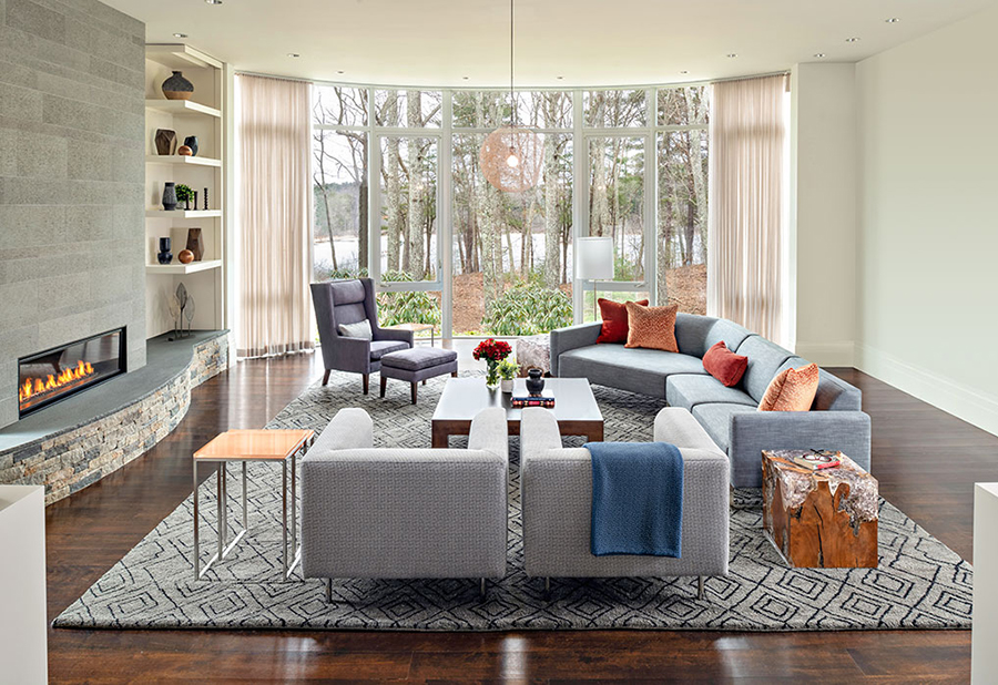 AbbeyK: Lincoln project - living room slider